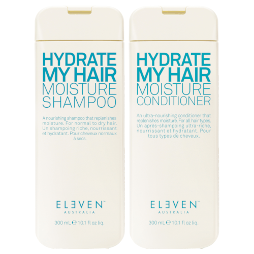 Eleven Australia - Hydrate My Hair Moisture Shampoo & Conditioner