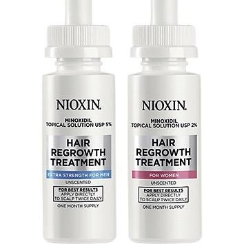 Nioxin - Hair Regrowth Treatment (for men & women)